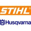 Stihl, Husqvarna, Partner etc.