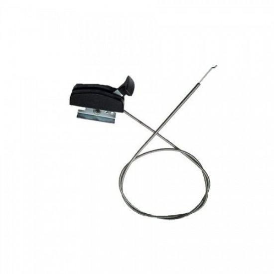 Cablu acceleratie cu maneta pentru motocultor 127 cm